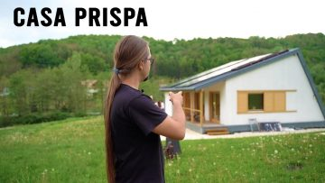 Casa PRISPA – o poveste cu soare