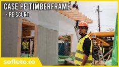 Case pe TIMBERFRAME – pe scurt || Sistem constructiv || Detalii