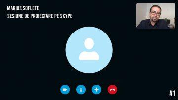 Conformarea energetică a unei case – proiectare pe Skype!