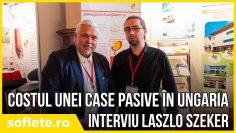 Costul unei case pasive în Ungaria – Interviu Laszlo Szeker