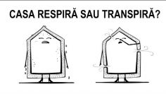 || CURS || #4 – Casa respiră sau transpiră? Transferul de vapori în construcții