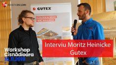 Interviu Moritz Heinicke – Gutex