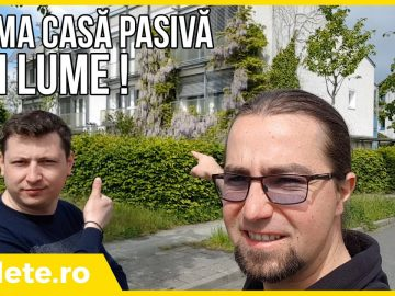 PRIMA CASĂ PASIVĂ DIN LUME! || Cum se comportă după 25 de ani? || În vizită și tur de casă