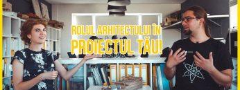Rolul arhitectului în proiectul tău    Pachetul de cunoaștere înainte de prima schiță