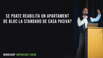 Se poate reabilita un apartament de bloc la standard de casă pasivă?