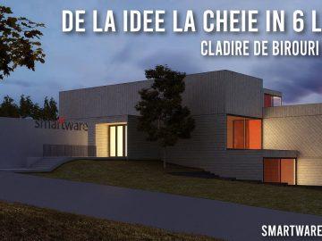 SmartWare – clădire de birouri pe CLT – ep#1