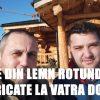 Producător de case din lemn rotund din Poiana Stampei/Vatra Dornei