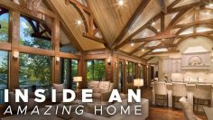 Inside an AMAZING Home – They Thought of EVERYTHING! Episode 1