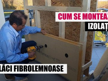 Termosistem Gutex – demonstrație practică Workshop Cisnădioara