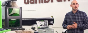 ❓ Ce este un router CNC – Benjamin Brumă | 4K