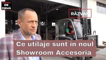 Cum arată noul showroom Accesoria
