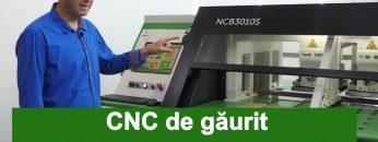 NCB 3010S – CNC de găurit pentru producția de mobilier din PAL, MDF sau lemn masiv