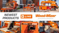 Wood-Mizer LIVE | Newest Products | Wood-Mizer Europe