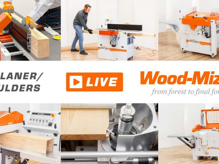 Wood-Mizer LIVE | Woodworking machines | Wood-Mizer Europe